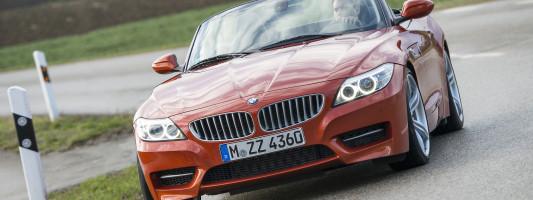 BMW Z4: neuer Einstiegsmotor