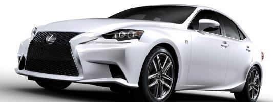 Lexus IF F Sport