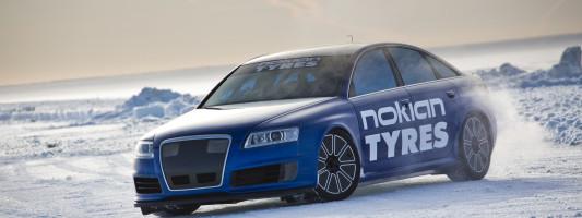 MTM-Nokian Audi RS6: Vmax 335 km/h!