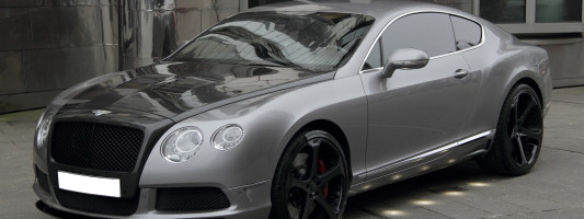 Neuer Bentley Continental GT: Tuning von Anderson Germany