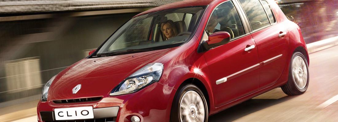Renault Clio: ab EUR 9.900
