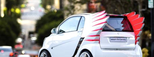 "Smart ""forjeremy"" kommt als Serienfahrzeug"