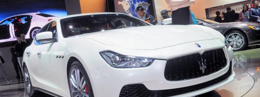 neuer Maserati Ghibli