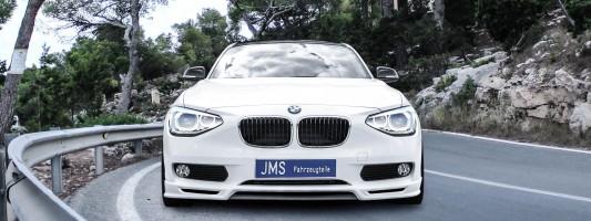 BMW 1er (F20/F21): Tuning von JMS