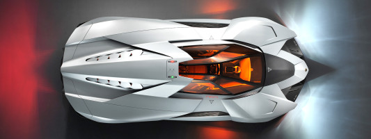 neuer Lamborghini Egoista: exklusiv zum 50. Firmengeburtstag