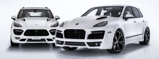 Techart Porsche Cayenne S Diesel Chip-Tuning