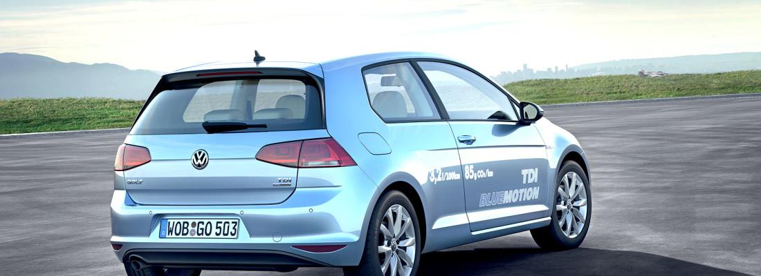 VW Golf TDI BlueMotion ab sofort bestellbar