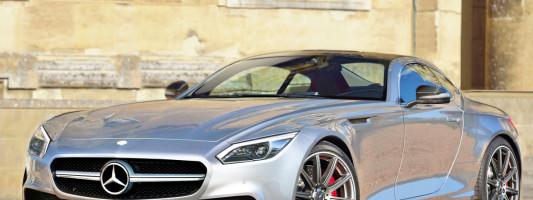 neuer Mercedes GT: SLS-Nachfolger ab 2016 auf dem Markt