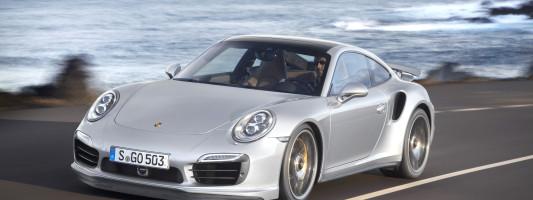 neuer Porsche 911 Turbo (S)
