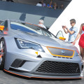 neuer Seat Leon Cup Racer: Weltpremiere am Wrthersee