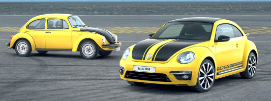 neuer VW Beetle GSR ab sofort bestellbar