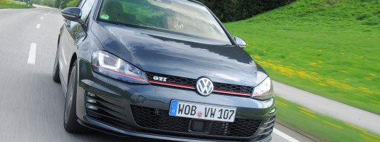 neuer VW Golf GTI