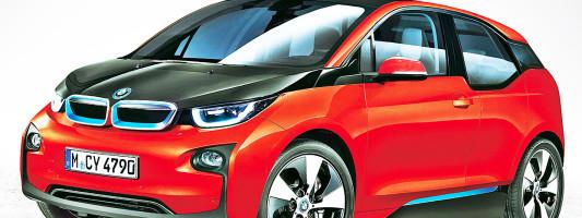 BMW i3: das erste Elektroauto von BMW