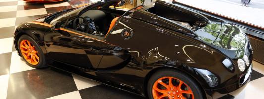 """Bugatti Veyron 16.4 Super Sport und Grand Sport Vitesse: Neuvorstellung bei der  """"Bugatti Performance Week"""""""