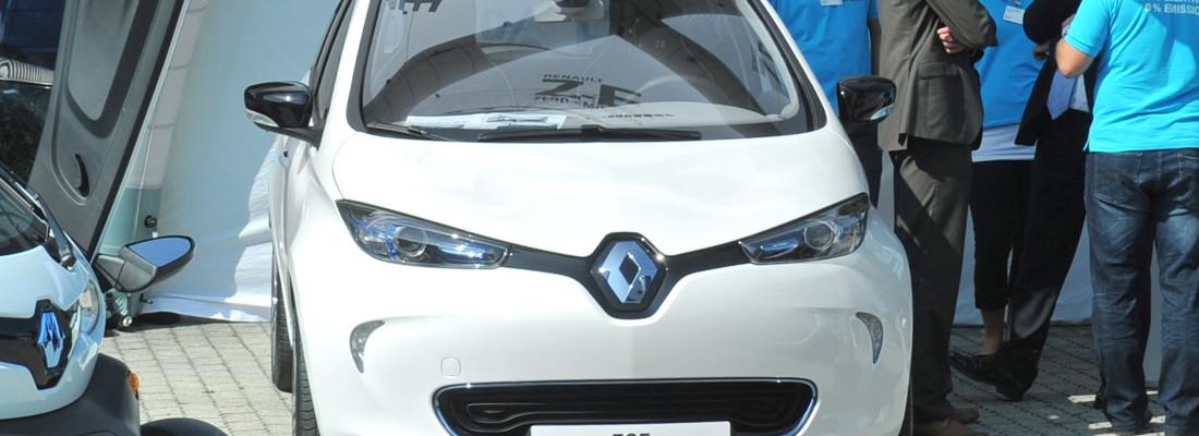 Elektroauto Renault ZOE: Antriebssystem von Continental