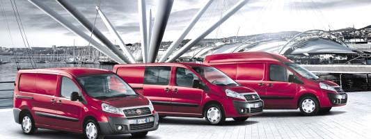 Fiat Scudo mit Neuerungen