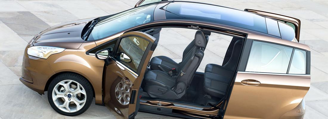 """Ford B-Max, Focus, C-Max/Grand C-Max: ab sofort als """"Sync Editionen"""""""