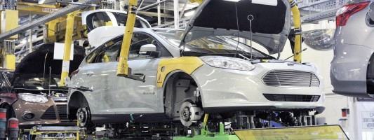 Ford Focus Electric: Produktion offiziell gestartet