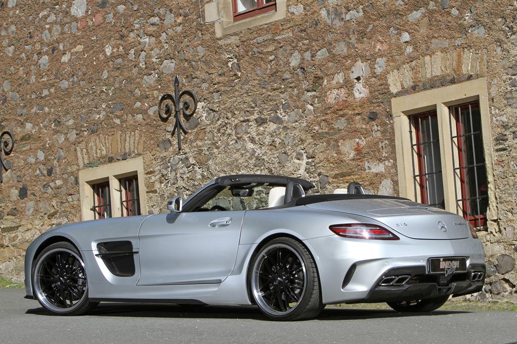 Inden_Design_Mercedes_SLS_AMG_Roadster_Borrasca_2