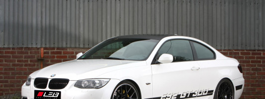 "Leib ""GT 300"" | BMW 325i (E92) Tuning"