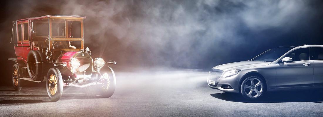 neue Mercedes-Benz S-Klasse: innovatives LED-Lichtsystem