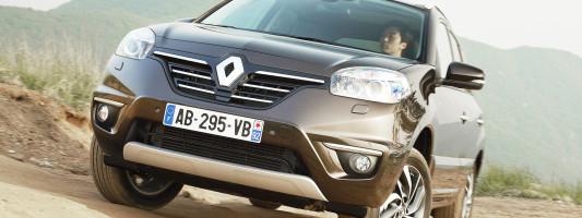 Renault Koleos: aufgefrischter Kompakt-SUV
