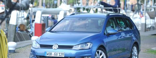 neuer VW Golf Variant: Verkaufsstart im August