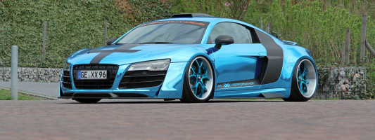 XXX-Performance Audi R8 Tuning