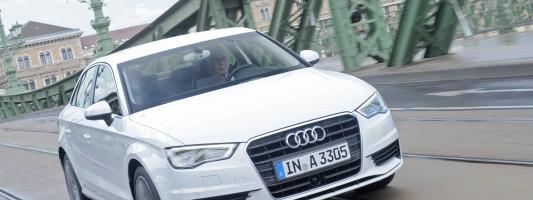 neue Audi A3 Limousine ab Herbst in Europa erhältlich
