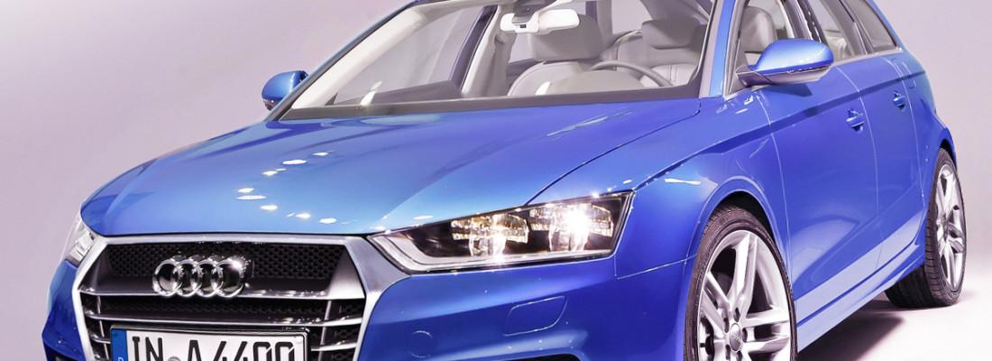 neuer Audi A4 in fünf Varianten