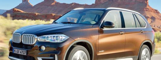 neuer BMW X5 (F15) xDrive50i