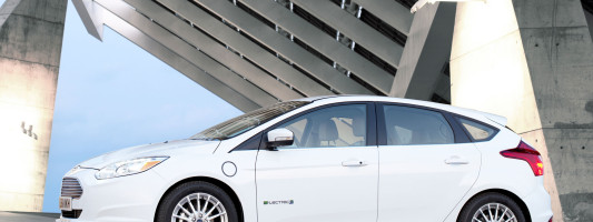 neuer Ford Focus Electric ab sofort bestellbar