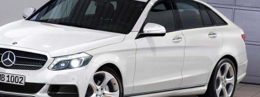 neuer Mercedes C-Klasse Sportcoupé: ab Ende 2016 auf dem Markt