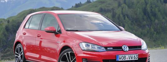 neuer VW Golf GTD