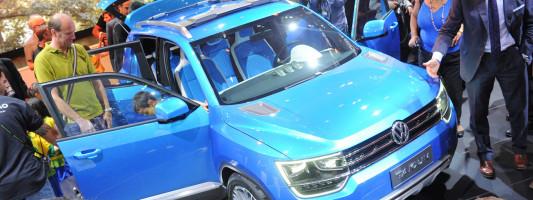neuer VW Taigun ab 2016 auf dem Markt