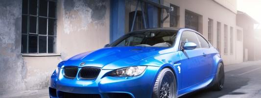 BMW M3 E92: Tuning von Alpha-N Performance