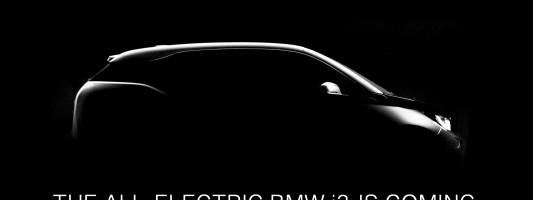 BMW i3: zeitgleiche Präsentation auf drei Kontinenten