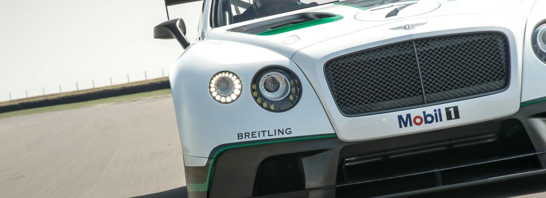 Bentley Continental GT3: Weltpremiere auf dem Goodwood Festival of Speed