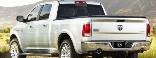 Chrysler Ram 1500: ab Spätherbst auch als Diesel