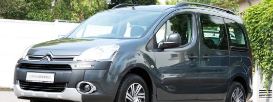 Citroën Berlingo Multispace als Sondermodell Vitamin
