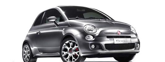 Fiat 500S: 1,3 MultiJet Diesel