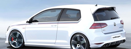Golf VII GTI: Neuauflage