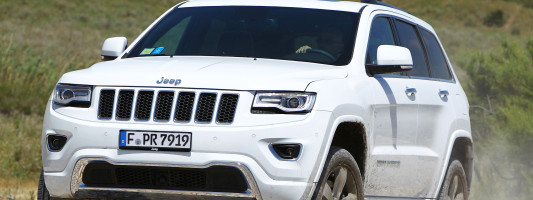 Jeep Grand Cherokee: Innovationen für das Modelljahr 2014