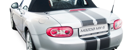 Mazda MX-5: neue Foliendesigns