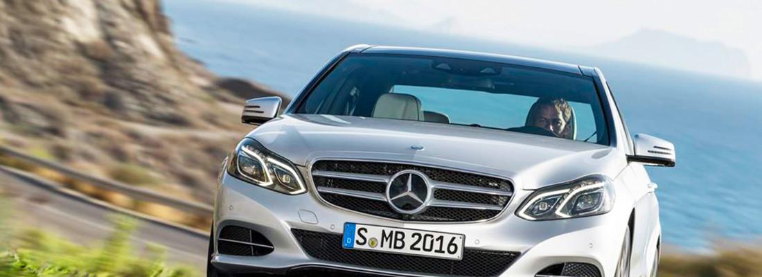 Mercedes-Benz E 350 BlueTEC: neue 9G-Tronic