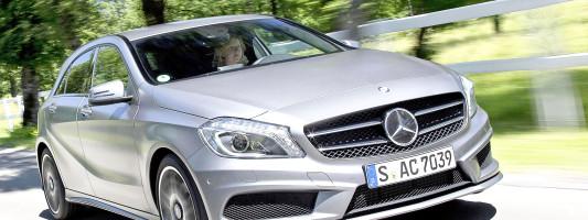 Mercedes A-Klasse: Premium-Kompaktwagen von Mercedes-Benz