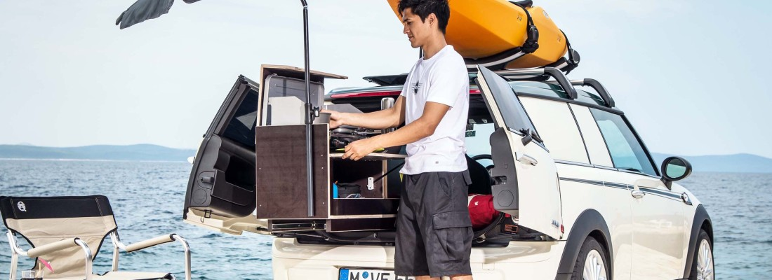 Mini Clubvan Camper: das kleinste Wohnmobil