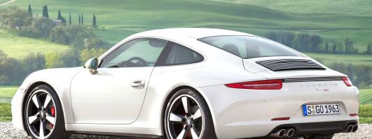Porsche 911 Carrera: ein attraktives Ausstattungspaket zum 50-jährigen Jubiläum