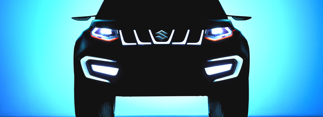 Suzuki iV-4 Concept Car