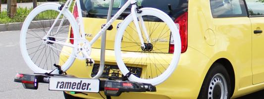 VW up!, Škoda Citigo und Seat Mii: Anhängerkupplung